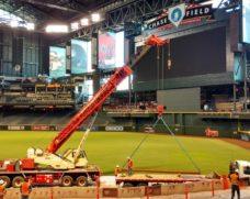 Crane pick at Chase Field2